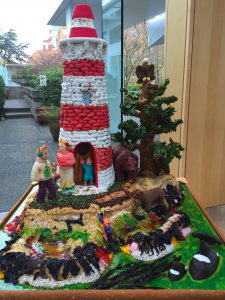 TinTin's Family Vacation Canada's National Gingerbread Showcase 2015