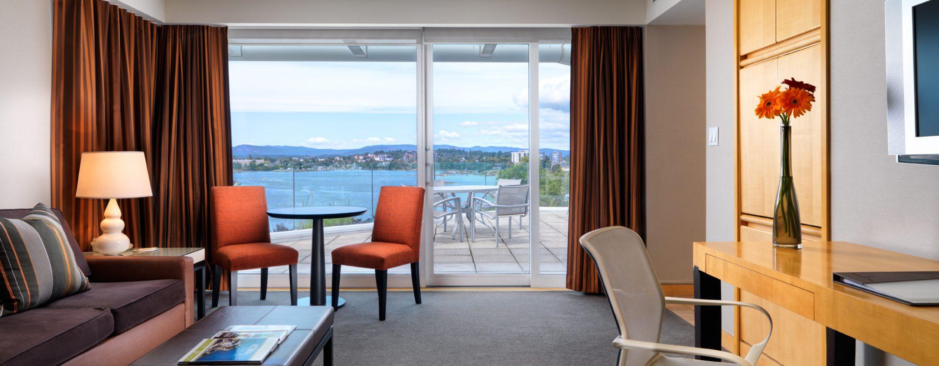 Luxury Dream Suite Living Room