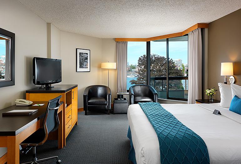 laurel wing guest room inn at laurel point