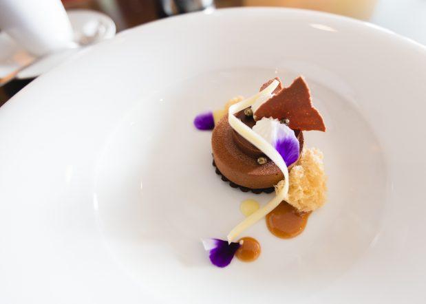 AURA victoria BC Tea Dessert