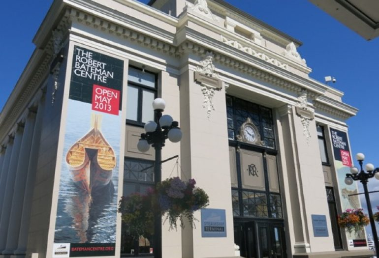 Key to the City - The Robert Bateman Centre