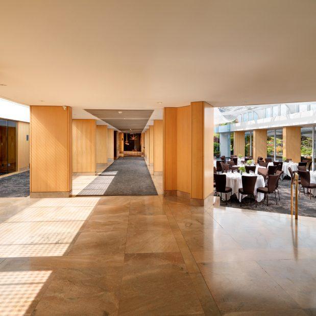 Marble Lobby Hallway & Terrace Ballroom