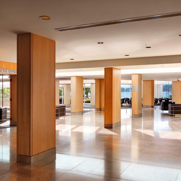 Marble Lobby & Terrace Ballroom