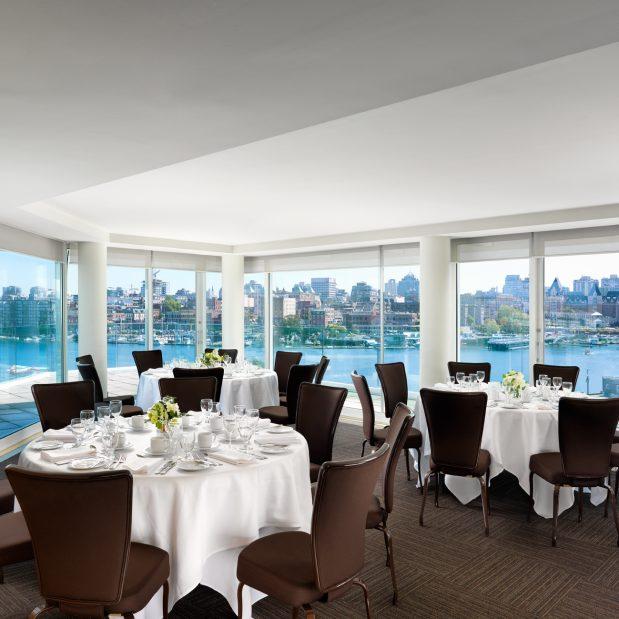 Rogers Suite Dinner