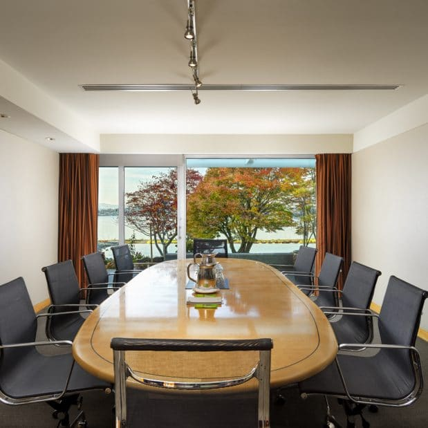 Studio 150 Meeting Room Inn at Laurel Point
