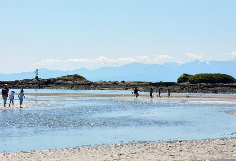 Witty's Lagoon Top 5 Beaches Victoria BC