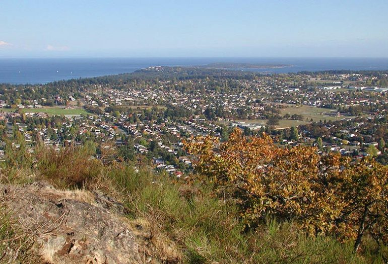 Mount Doug Victoria BC