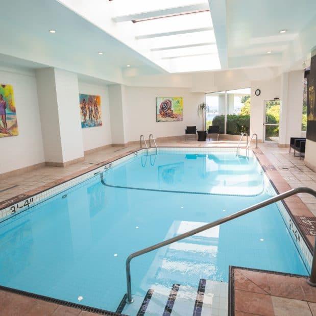 Inn at Laurel Point Indoor Pool