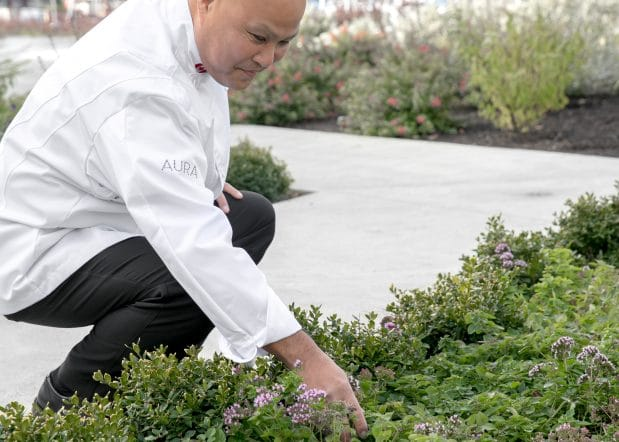 Executive Chef Ken Nakano Inn at Laurel Point Victoria BC