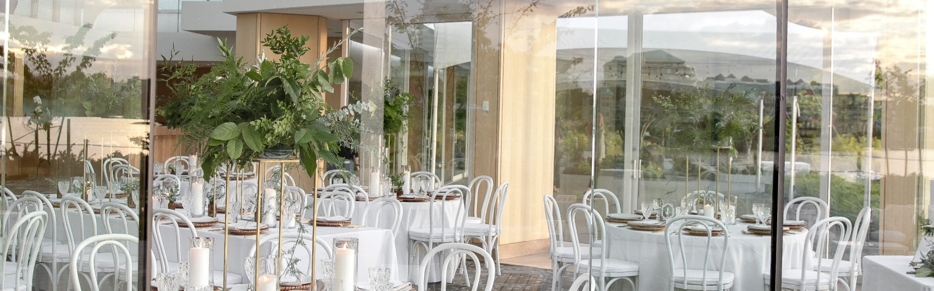 Greenhouse Wedding Inn at Laurel Point