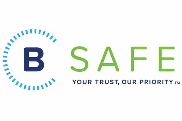 BSafe Trained Business Inn at Laurel Point